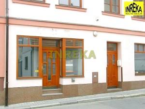 Pronájem nebytového prostoru v centru Soběslavi