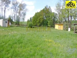 Stavební pozemek v Kvasejovicích u Soběslavi