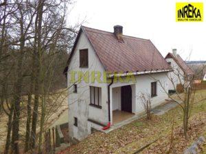 Zděná chata v Soběslavi