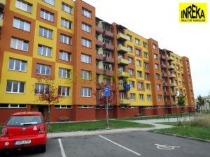 Pronájem bytu 2+kk s balkonem v Soběslavi