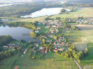 letecký snímek Ponědrážka 2