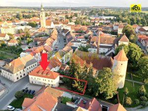 Penzion v centru Soběslavi