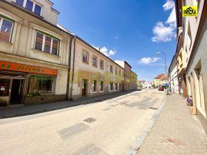 Pronájem nebytového prostoru na náměstí v Soběslavi