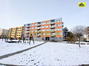 Pronájem bytu 1+1 s balkonem v Soběslavi