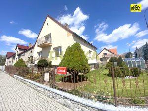 Zděný zateplený rodinný dům v Soběslavi