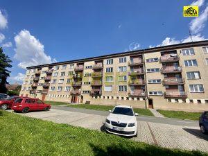 Zděný byt 3+1 s balkonem v Soběslavi