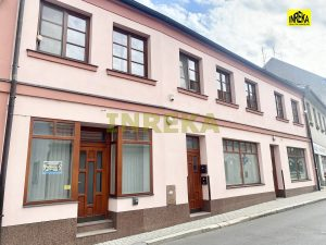 Pronájem zděného bytu 2+1 v centru Soběslavi